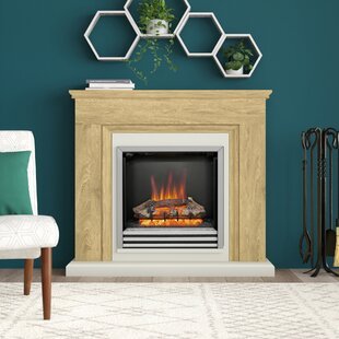 Stanton Electric Fireplace By BeModern