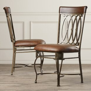 Copenhagen Side Chair (Set of 2) Astoria Grand