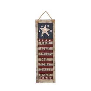 Wood Rustic Star Wall Décor