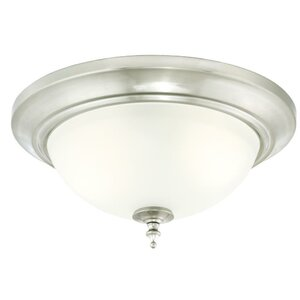 Harwell 2-Light Flush Mount