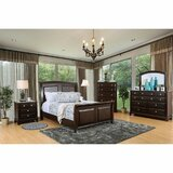 Bellburns Sleigh Platform Configurable Bedroom Set by Red Barrel Studio