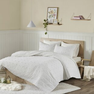 Aiden Jacquard Coverlet Set