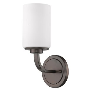 Vanetten 1-Light Bath Sconce by Winston Porter