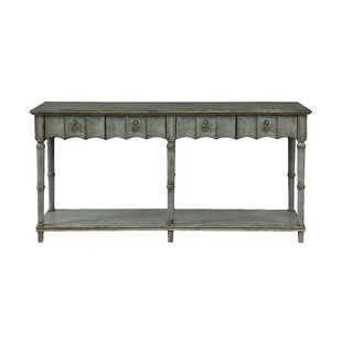 Ophelia & Co. Caldervale 2 Drawer Console..