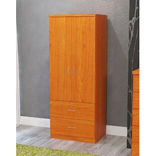 Pyle Maple Armoire by Winston Porter