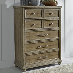 Habersham 5 Drawer Chest