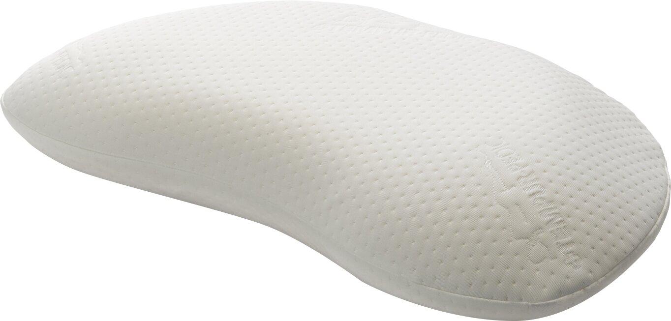 strobel supple pedic contour foam pillow wayfai