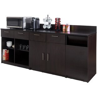 90 x 36 Kitchen Pantry Cabinet by Breaktime