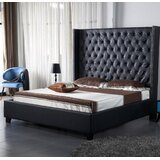 Kiam Upholstered Standard Bed by Winston Porter