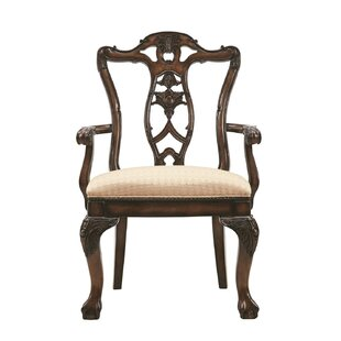 Ball and Claw Arm Chair by Fine Furniture Design