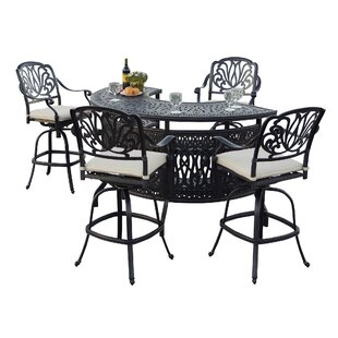 Darby Home Co Keyes 5 Piece Di..