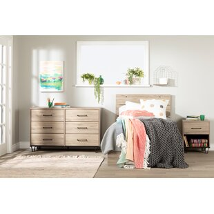 Fakto Platform Bed by South Shore