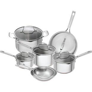 emeril lagasse cookware sets you ll love wayfair