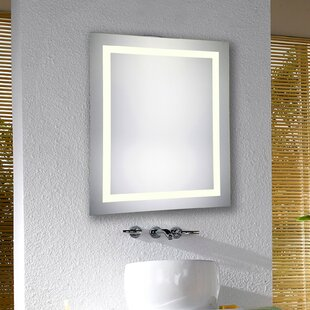 Affordable LED Electric Wall Mirror ByLatitude Run