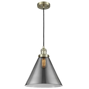 Innovations Lighting 1-Light Cone Pendant