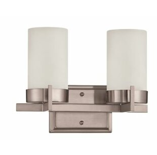 Ebern Designs Phillip 2-Light Vanity Light