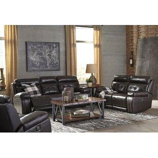 Red Barrel Studio Sagamore Configurable Living Room Set