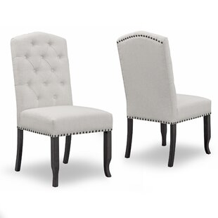 Chesson Upholstered Dining Chair (Set of 2) DarHome Co