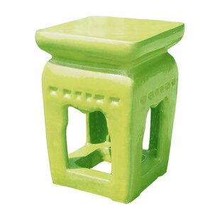 Immediately Adeco Trading Wise Old Owl Ceremic Garden Stool Official