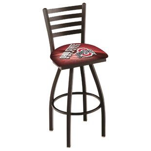 Great Price NCAA 30 Swivel Bar Stool by Holland Bar Stool Reviews (2019) & Buyer's Guide