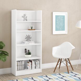 Pham Standard Bookcase by Wrought Studio