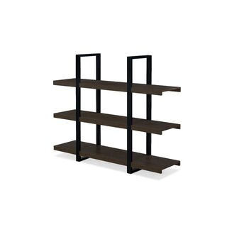 Albin Etagere Bookcase by Ebern Designs SKU:CC780886 Description