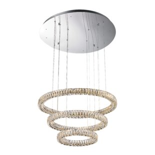 Ramos Crystal Chandelier by Mercer41