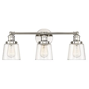 Woodburn 3-Light Vanity Light