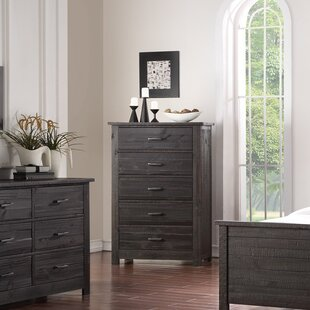 Hubert 5 Drawer Chest by Harriet Bee