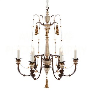 Aidan Gray Hillcrest Medium Candle-Style Chandelier