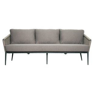 Archipelago Antilles Patio Sofa with Sunbrella Cushions by Seasonal Living