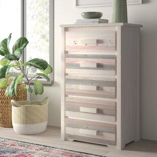 Loon Peak Abella 5 Drawer Standard Dresser/Chest
