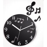 Musical Christmas Clock Wayfair