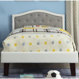 Gouveia Upholstered Platform Bed by Red Barrel Studio Great Reviews