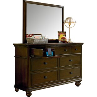 Check Prices Chassidy 7 Drawer Double Dresser ByHarriet Bee