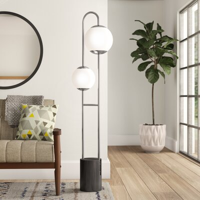 Coastal Amp Modern Amp Contemporary Floor Lamps You Ll Love In