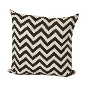 Nehemiah Chevron Outdoor Throw Pillow