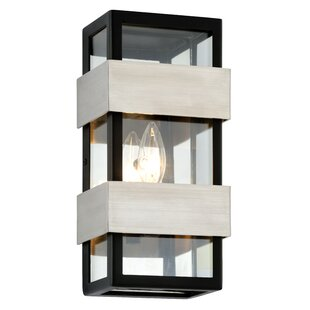 Earls Outdoor Sconce by 17 Stories