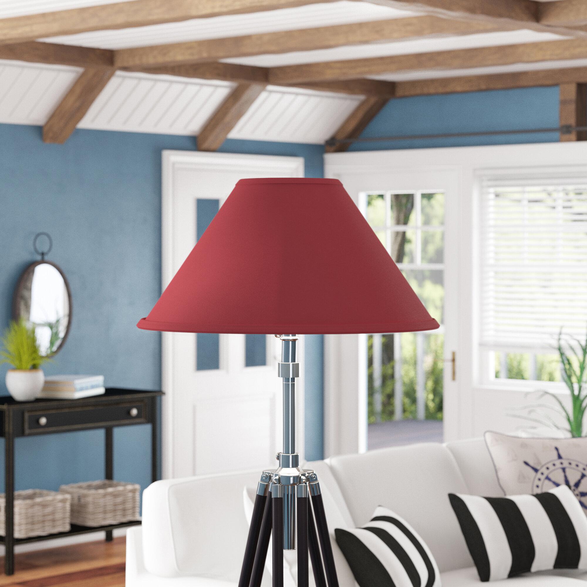 Breakwater Bay 10 5 H X 22 W Empire Lamp Shade Spider Attachment Reviews Wayfair
