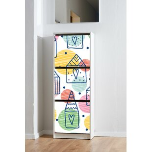 Review 8 Pair Shoe Storage Cabinet