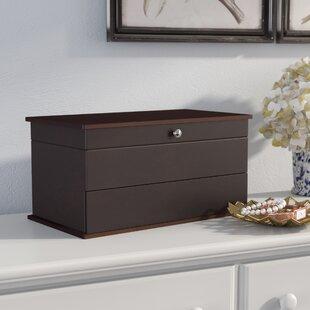 Wooden 3 Layer Jewellery Box