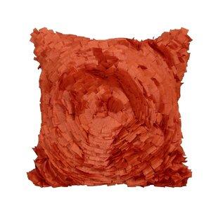 Cabbage Rose Throw Pillow