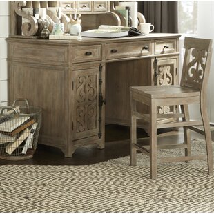 Ellenton Writing 2 Piece Desk by Greyleigh Savings