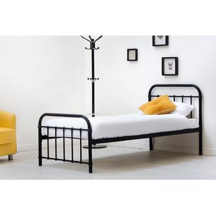 Tonquin Bed Frame With Mattress By Borough Wharf
