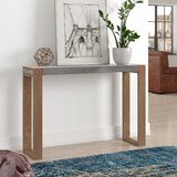 Orrin 51.25 Console Table by 17 Stories