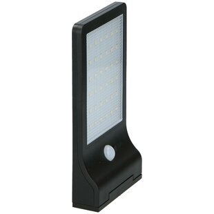 Grundig Solar Wall Lamp - Solar Outdoor Lamp With Led And Motion Sensor By Sol 72 Outdoor