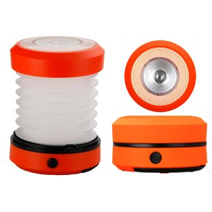 Sintechno Collapsible Bright LED Emergenc..