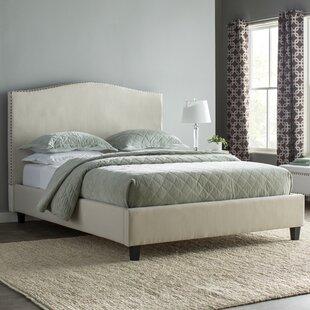 Donovan Upholstered Platform Bed by Andover Mills