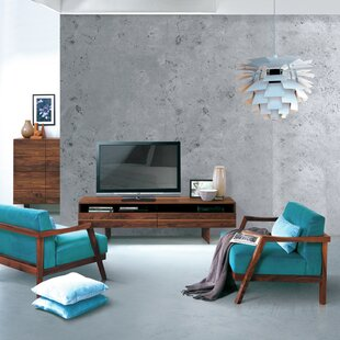 Horizon TV Stand for TVs up to 65 by Bellini Modern Living