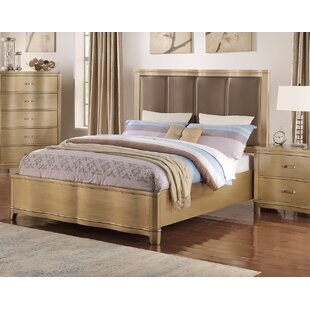 Ketter Upholstered Panel Bed by Everly Quinn